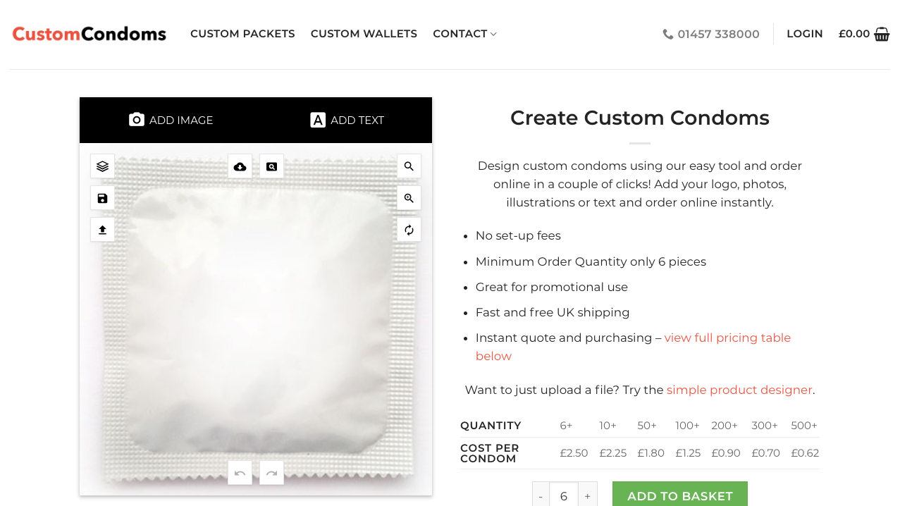 https://customcondoms.co.uk/